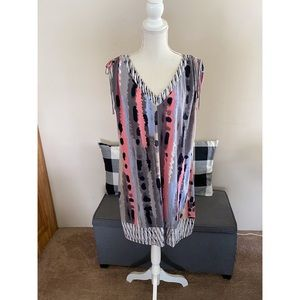 Alfani Tunic Dress Size 0X